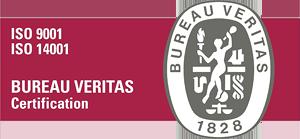 Certificación ISO 9001 Bureau Veritas